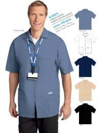 Unisex Zipper Consultation Jacket