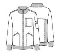 Men's Infinity Zip Front Jacket