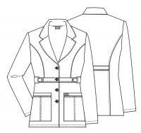 Gen Flex 28″ Lab Coat