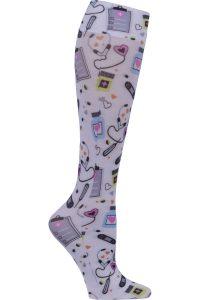 Knee High 8-15 mmHg Graduated Compression Sock
