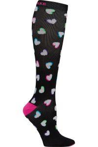 Cherokee Print Support 8-12 mmHg Graduated Support Socks