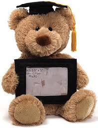 Alec Graduation Bear