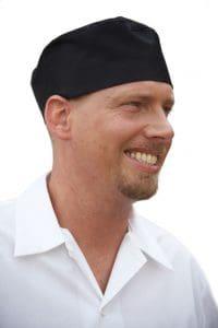 Mesh Top Chef Hat
