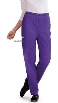 Unisex Drawstring/Elastic 5 Pocket Scrub Pant