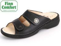 Zeno Soft Stretch Black Leather