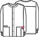 WW Flex Unisex Snap Front Warm-Up Jacket