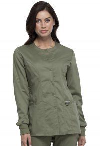 WW Revolution Snap Front Warm-Up Jacket