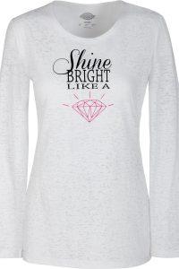 Shine Bright Underscrub Knit Tee
