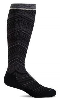 Sockwell Full Flattery 15-20mmHg Wide Calf Graduated Compression Socks