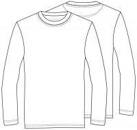 Men's Underscrub Knit Top