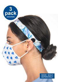 Mask Buddy Headband – 3 pack