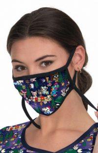 Koi Reusable Adjustable Face Mask